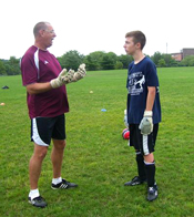 Contact John Grayson for top-notch soccer instruction.